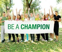 Be a Fitness Champion, Get Tools to Keep Fit