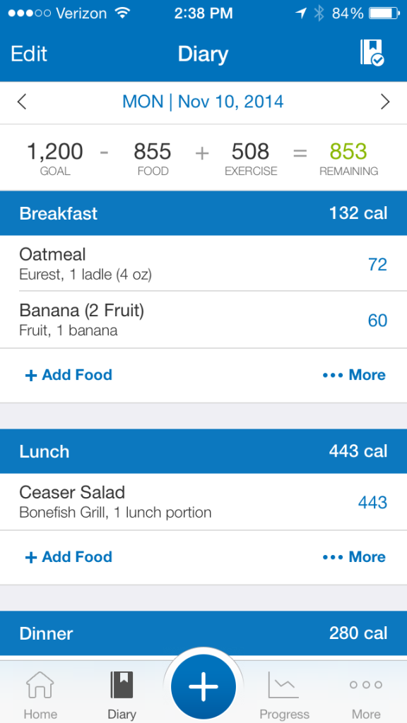 health app review of the month  myfitnesspal