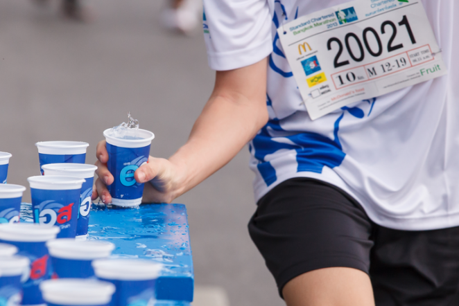 5 Tips for Race Day Nutrition