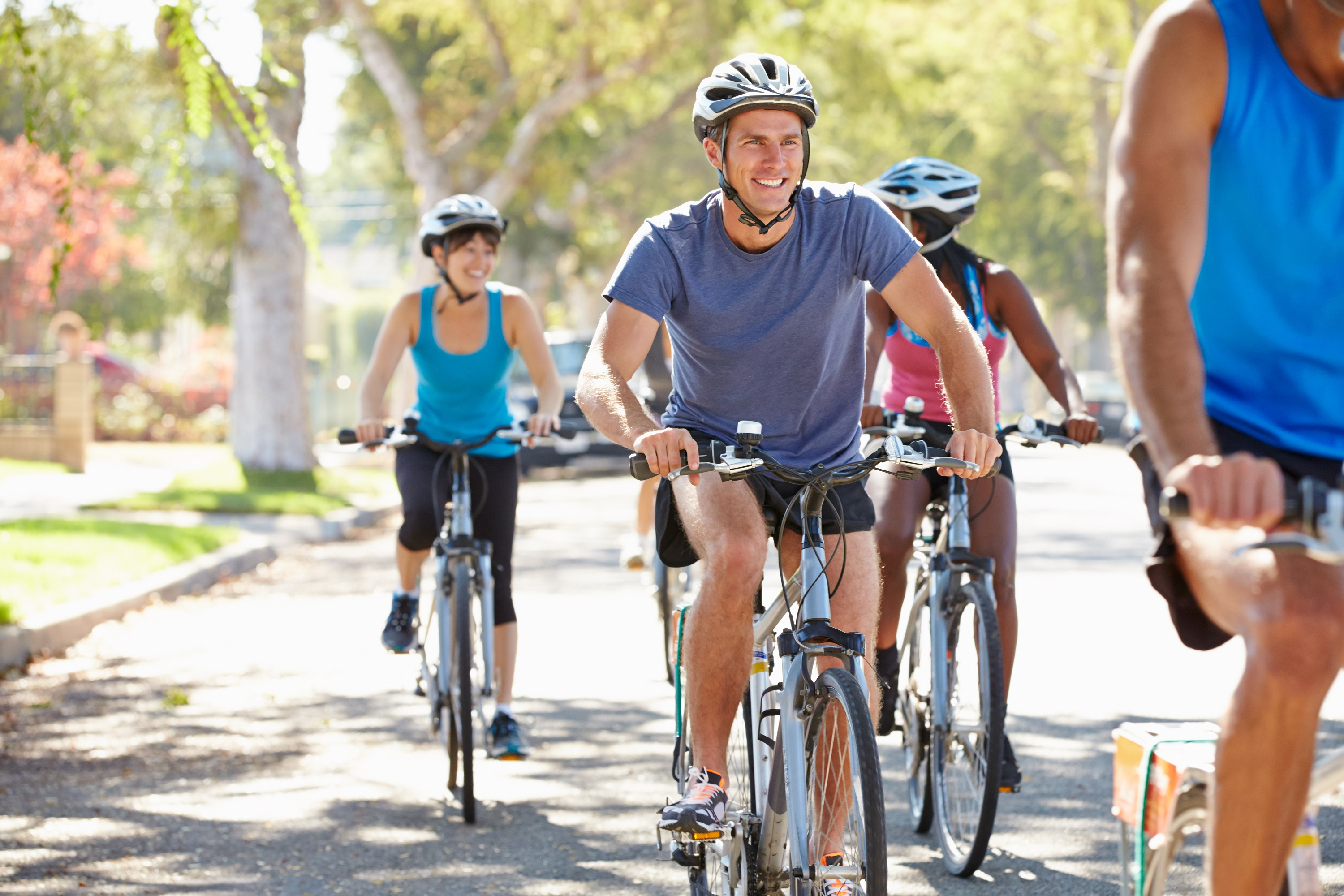 Priority Health - Personal Wellness - Bike Ride Safety - Groups