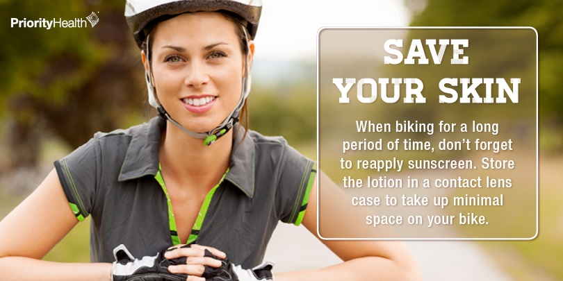 Priority Health - Personal Wellness - Bike Safety - Tip 2
