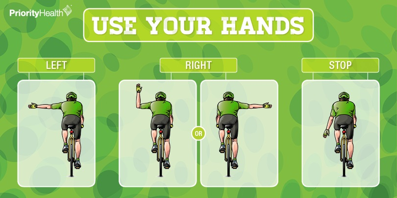Priority Health - Personal Wellness - Bike Safety - Tip 3