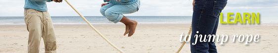 Priority Health - Personal Wellness - Fun Summer Activities - Jump Rope 2