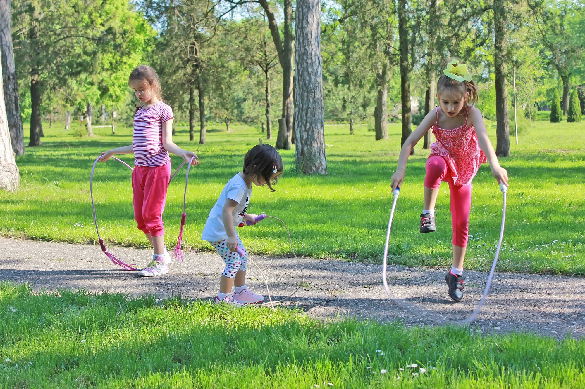 Priority Health - Personal Wellness - Fun Summer Activities - Jump Rope