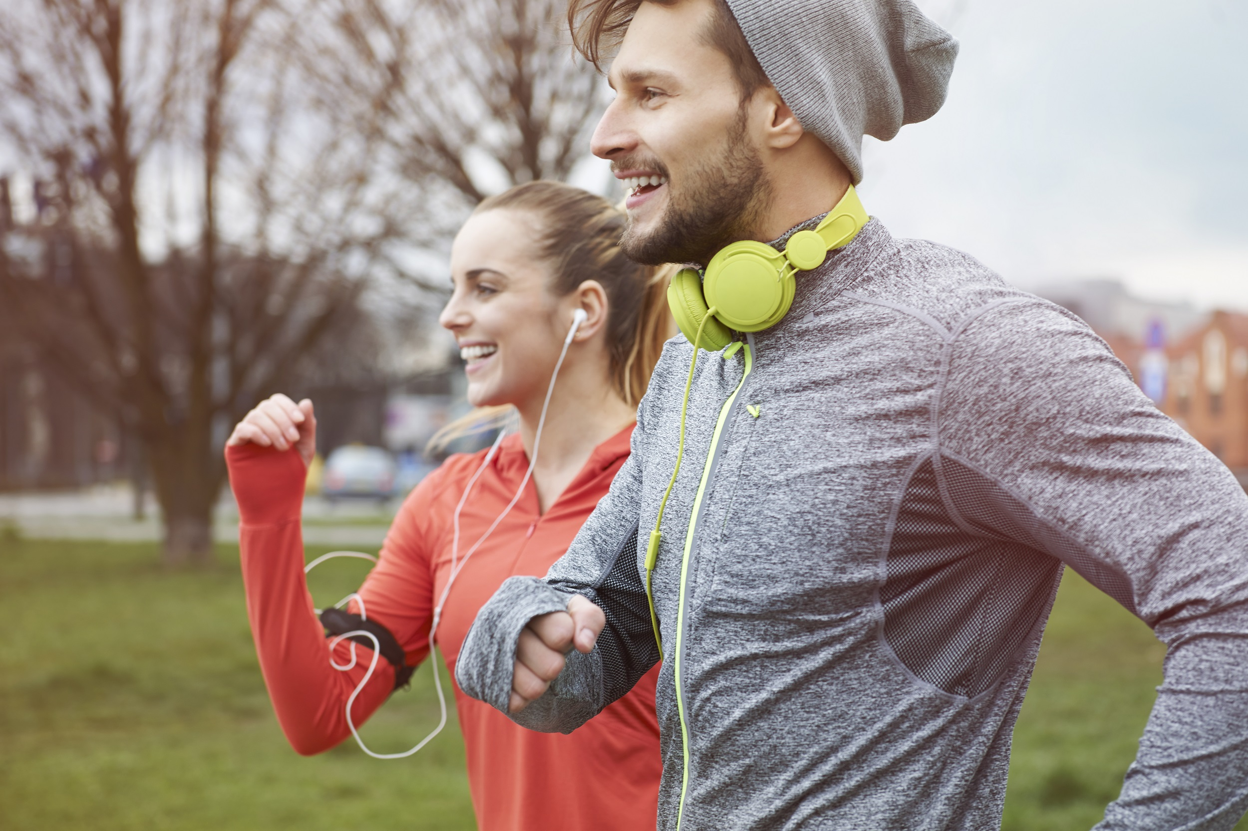 Priority Health - Personal Wellness - Workout Music - Running