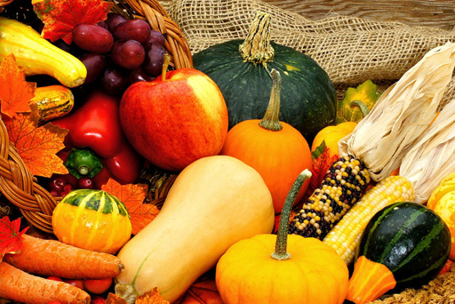 Fall: A Perfect Time to Enjoy Harvest Fruits and Vegetables