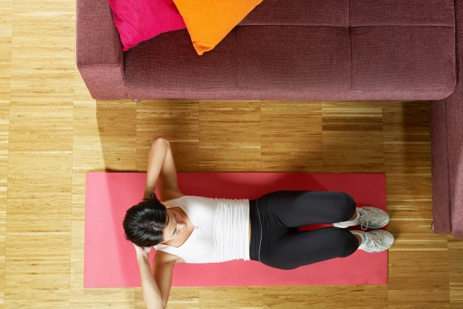 "Get Moving Michigan: 5 Home Workouts to Help You Go from ""Brrr"" to Burn This Winter"