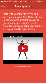 Priority Health_Technology_Health App_Jumping Jacks