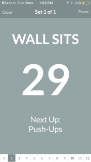 Priority Health_Technology_Health App_Wall Sits