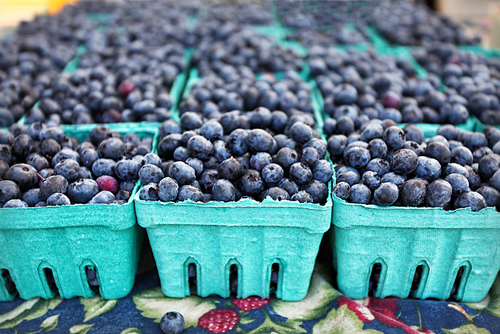 Priority Health_Personal Wellness_Michigan Farmers Market_Farmers Market Recipes_Blueberries