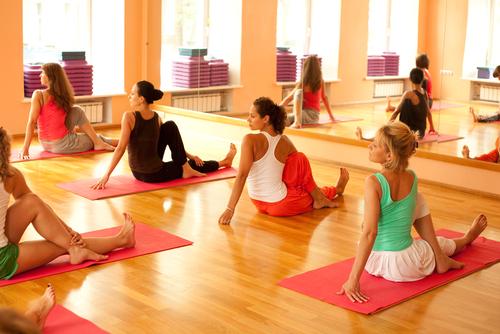 Priority Health_Education_Holistic_5 Inexpensive Ways_Yoga