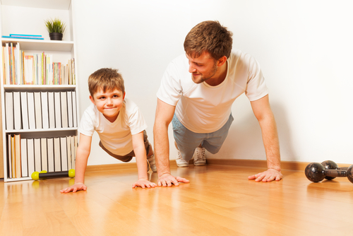 Outdoor Fitness Fun for the Whole Family: A Guide to