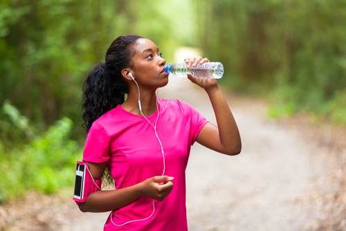 Priority Health_Personal Wellness_Nutrition for Runners_Proper Hydration_Water