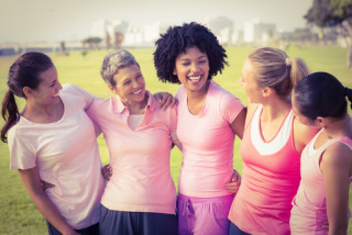 Priority Health_Health Conditions Management_Breast Cancer_Power of Pink_Friends