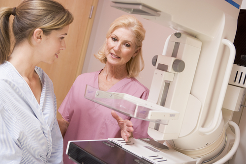 Priority Health_Health Conditions Management_Breast Cancer_Power of Pink_Mammogram