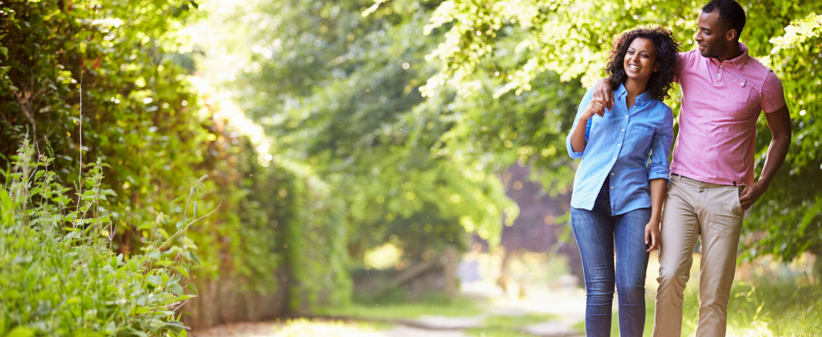 Health Benefits of Walking: 20 Minutes a Day Makes a Difference