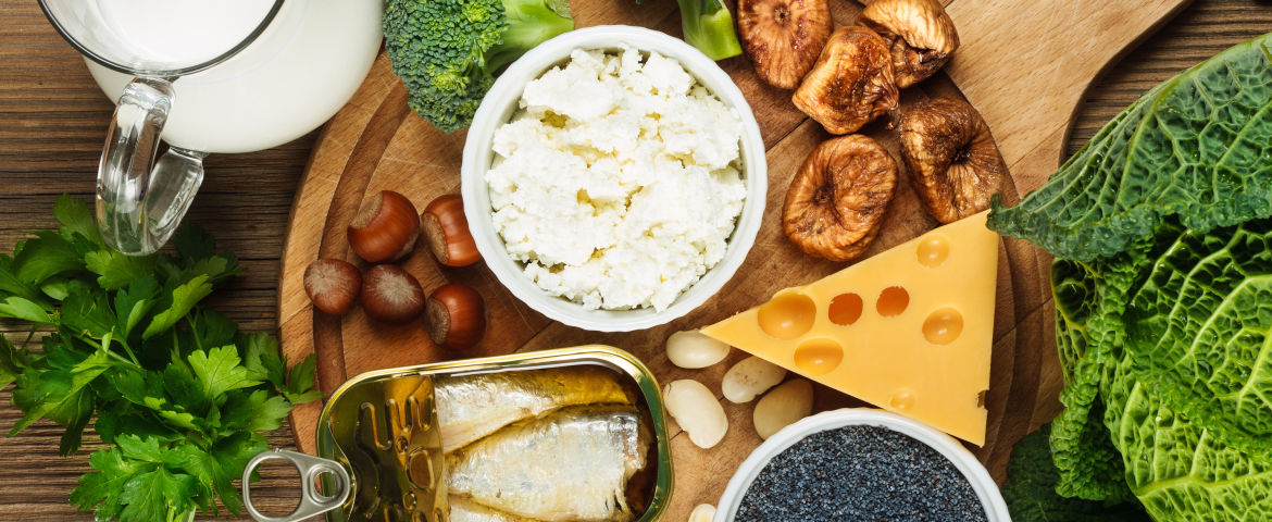 5 Calcium Rich, Fortifying Foods for Bone Health