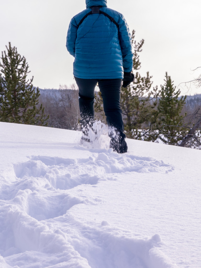 Priority Health_Personal Wellness_Winter Activities_Beat the Winter Blues_Snowshoe