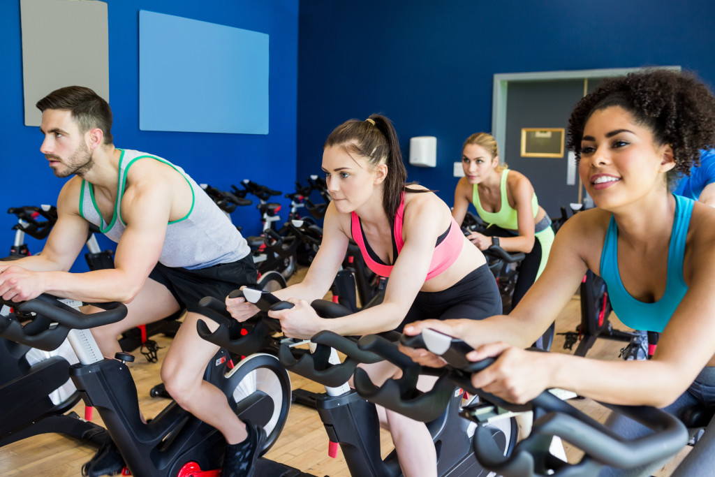 Priority Health_Personal Wellness_Winter Activities_Beat the Winter Blues_Spin Class