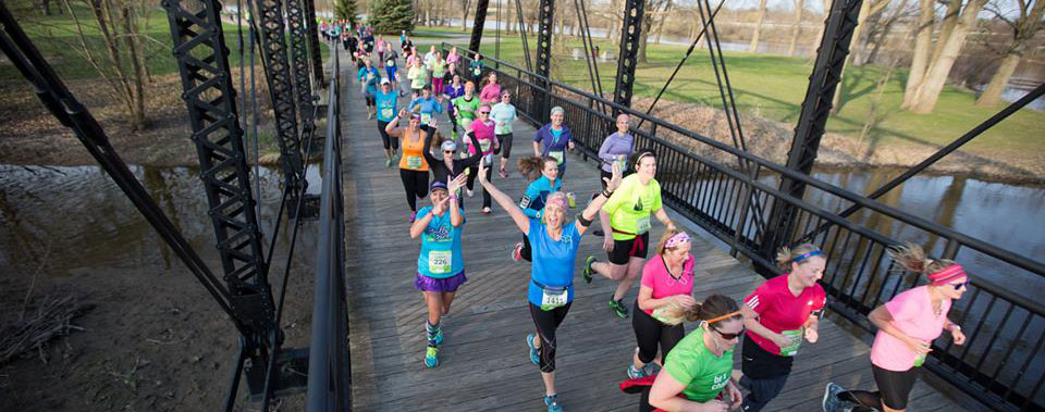 Priority Health_Personal Wellness_Local Marathons_Michigan Races_Gazell Girl