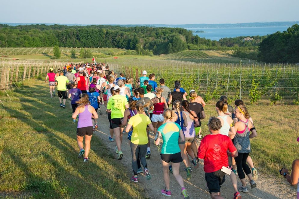 Priority Health_Personal Wellness_Local Marathons_Michigan Races_Traverse City Cherry Festival