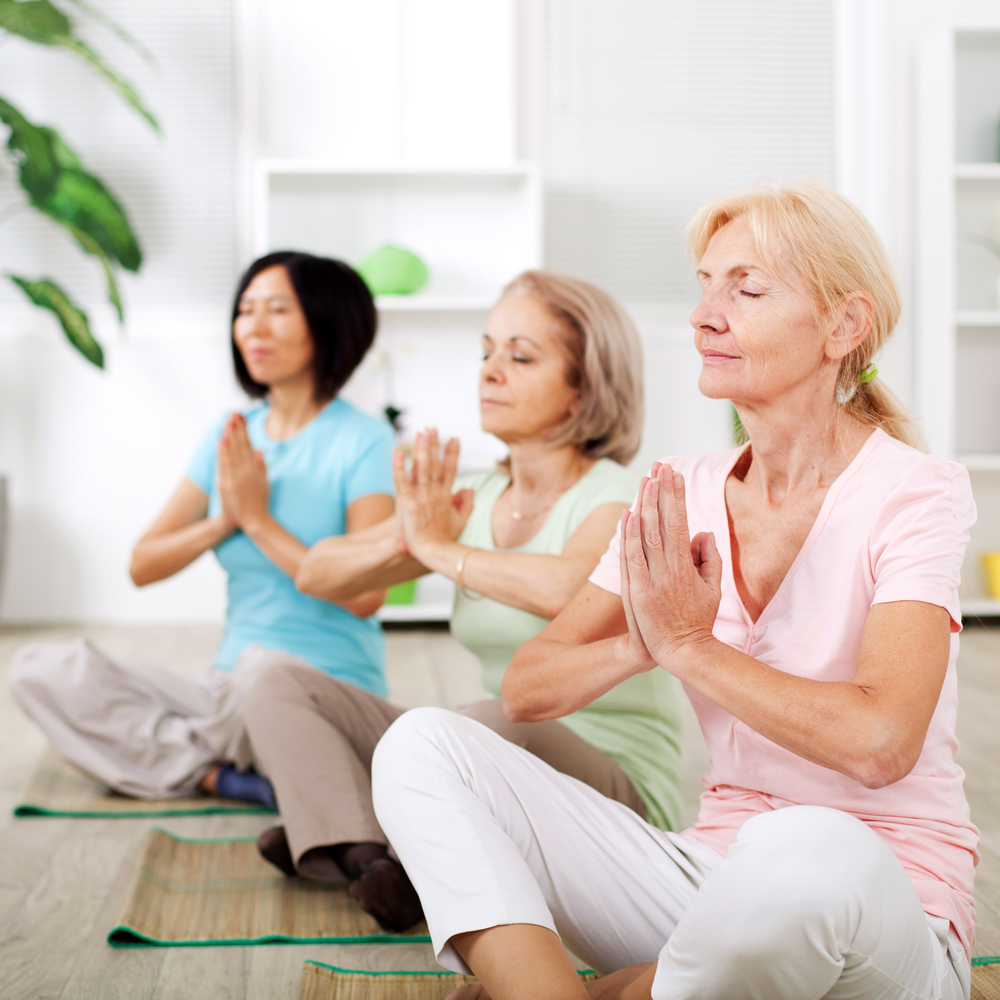Priority Health_Health Conditions Management_Senior Fitness_Active Lifestyle_Yoga