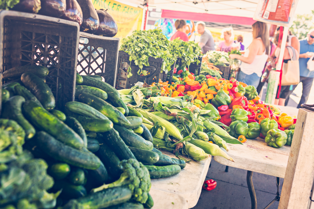Priority Health_Personal Wellness_Healthy Eating_Clean Eating_Farmers Market