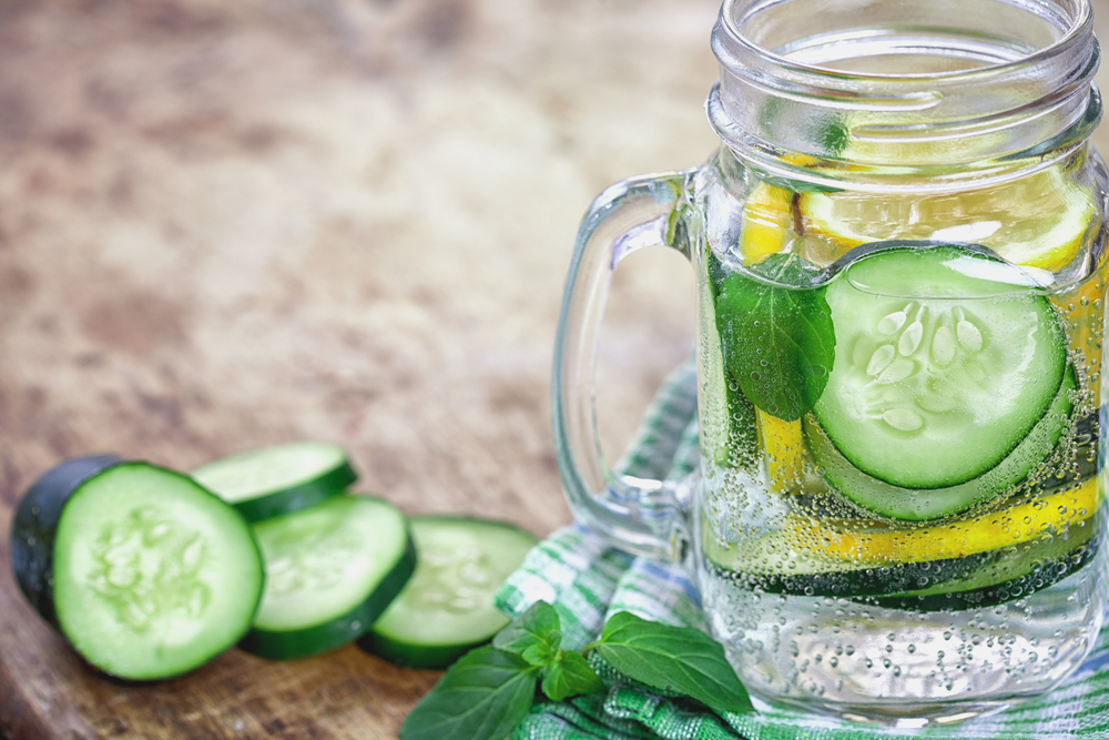 Priority Health_Personal Wellness_Healthy Eating_Clean Eating_Infused Water