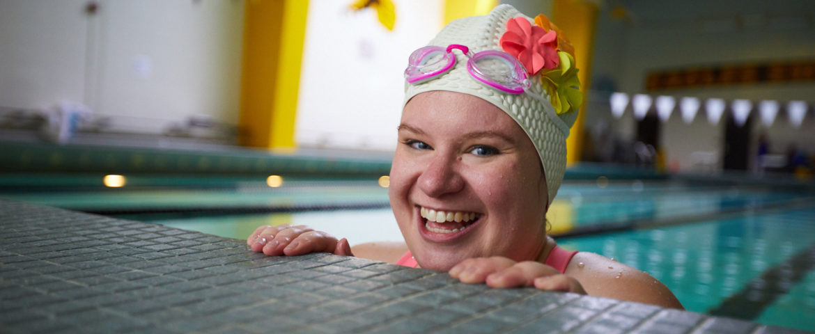A Reason to Swim: How One Member Turned to Water to Overturn Prognosis