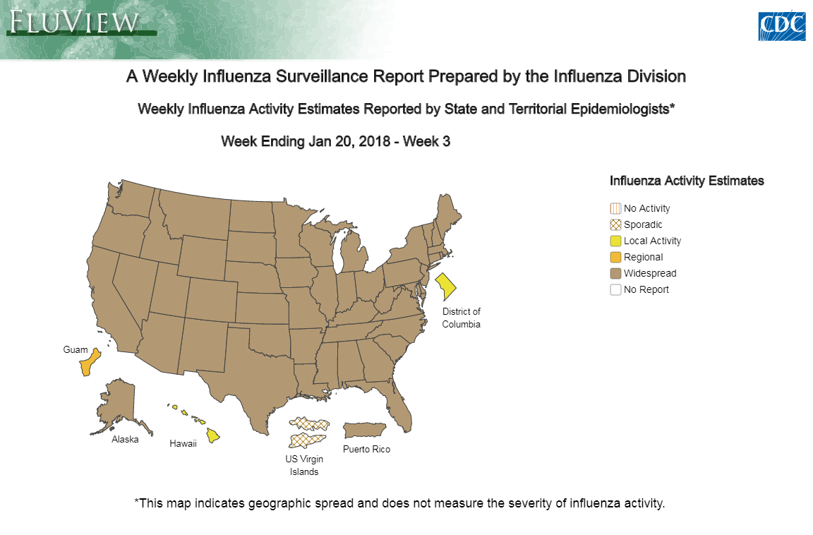 Flu Weekly Report