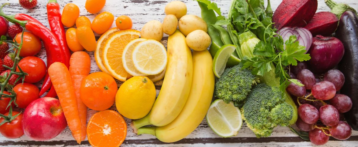 Eat the Rainbow: Health Benefits of Fruit and Veggie Variety
