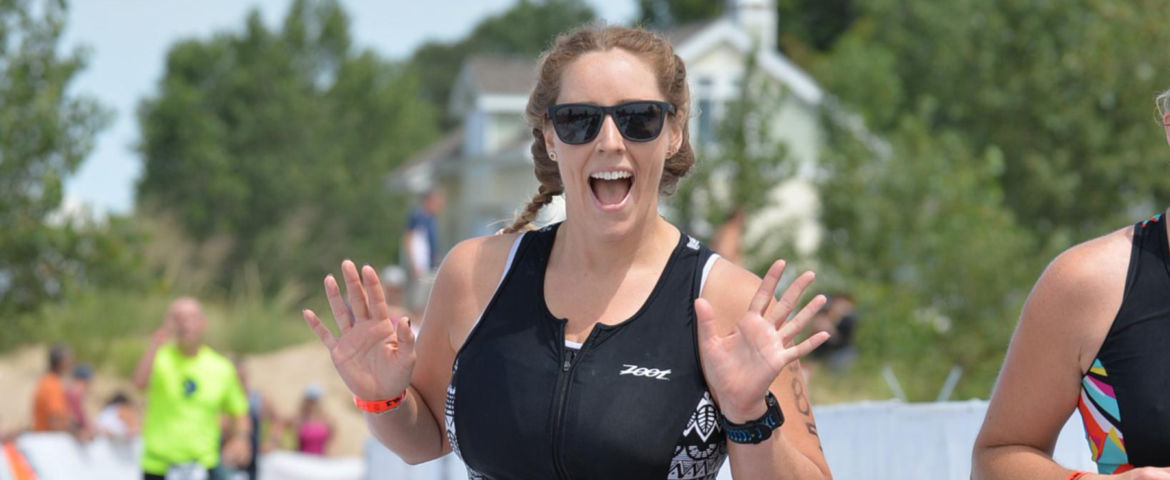 Triple Tri Goals: One Champion's Journey to the Finish Line