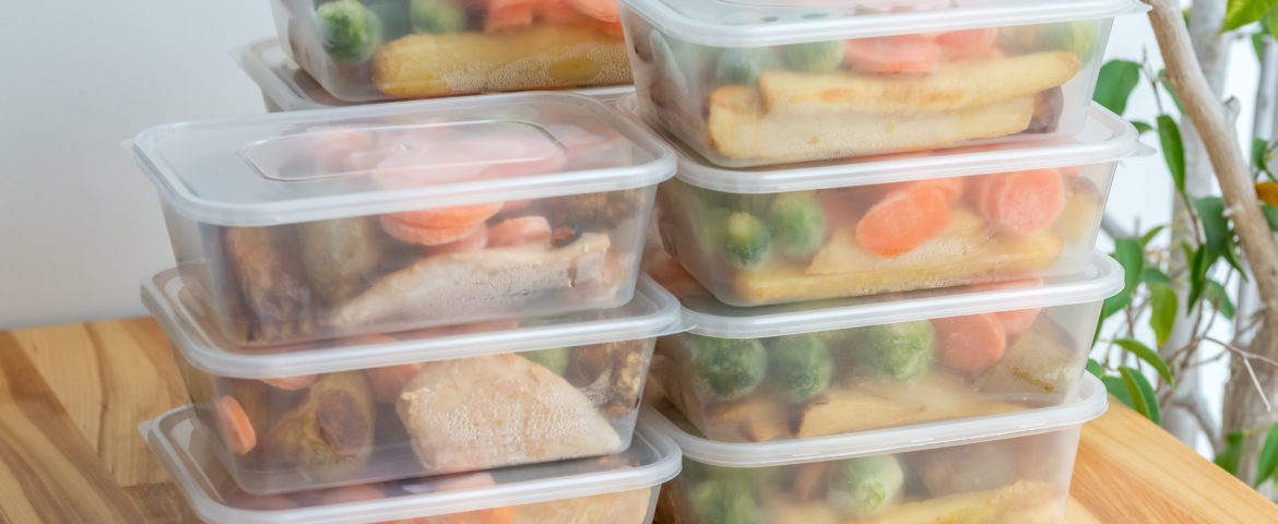 Go Further With Food: Meal Prep the Smart Way