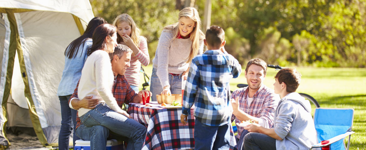 Camping Tips to Stay Safe and Healthy This Memorial Day Weekend in Michigan