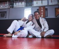 A Father's Reason for Staying Fit with Jiu Jitsu