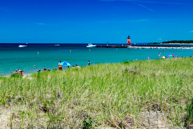 Get Moving Michigan: Make the Most of Your Beach Day and Hit the Sand the Healthy Way