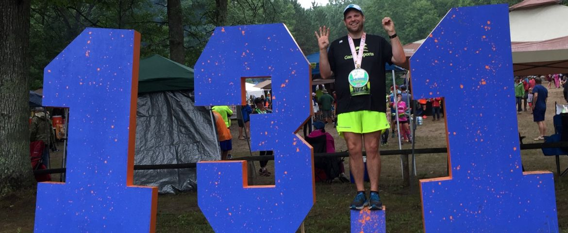 Champion Runner Lance Kyser Conquers 30 Half Marathons and Counting