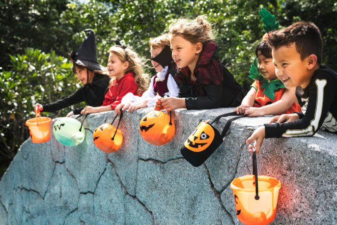 After the Sugar Rush: How to Combat Unhealthy Halloween Candy Consumption