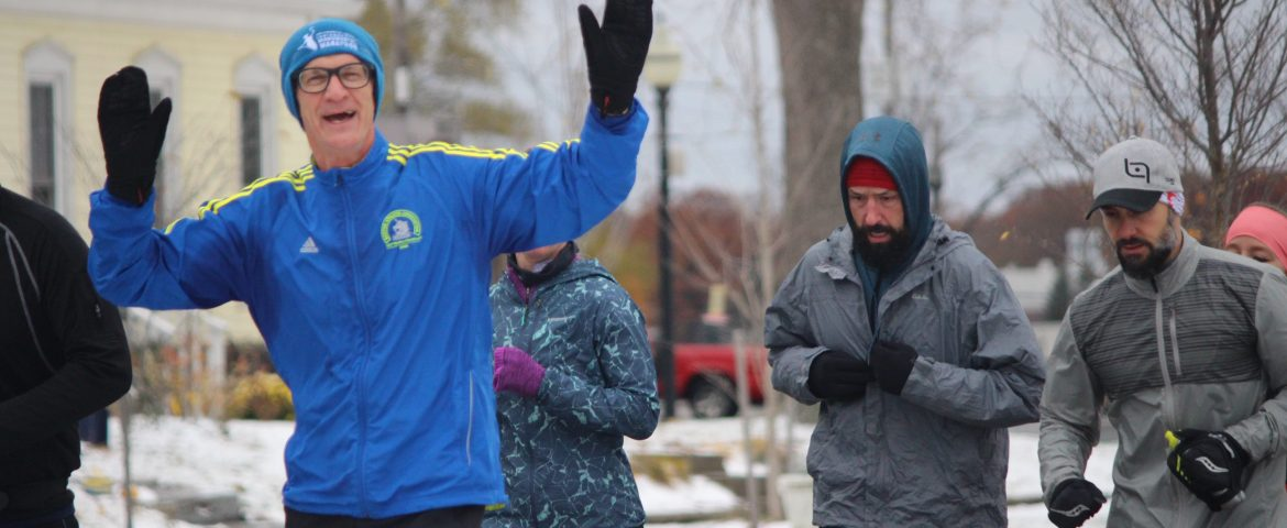 Champion Larry Erlandson: Measuring Age in Miles, Not Years