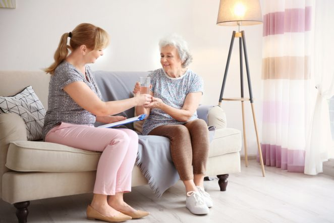 How to Care for Yourself While Caring for an Elderly Loved One