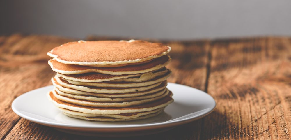 Healthier Flapjacks in a Flash
