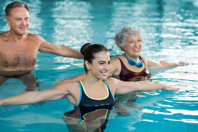 Exercising While Aging: Four Low-impact Exercises for Seniors