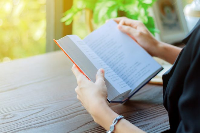 Read Between the Lines: Health Benefits of a Good Book