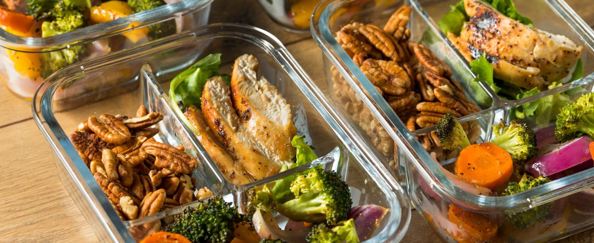 School Year Food Frenzy: Tips to Eating Well On the Go