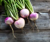 Veggie Tales: Turn Up Your Healthy Diet with Turnips