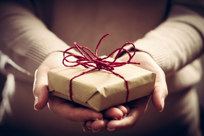 Giving Tuesday: 5 Health Benefits of Giving