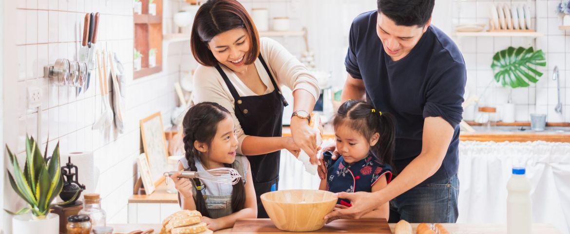 Healthy Cooking Tips to Help Kids Take Over the Kitchen