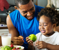 How to Help Your Kids Have a Healthy Food Attitude