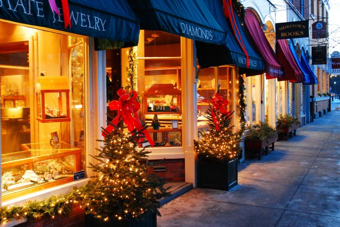 Support Local this Small Business Saturday