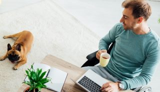 ThinkHealth employer funding sources man at desk